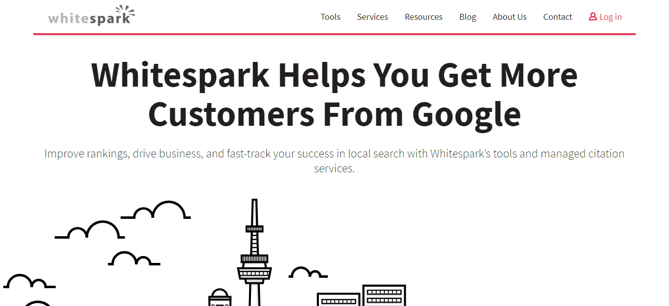 Local SEO Tools - Whitespark