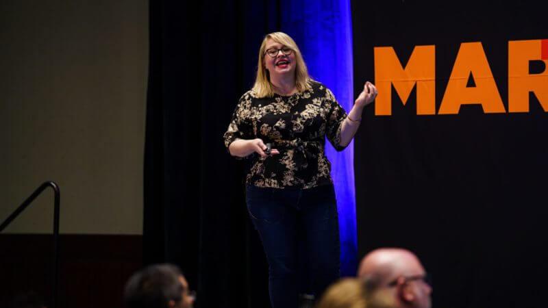 Ruth Burr Reedy, VP Strategy at UpBuild