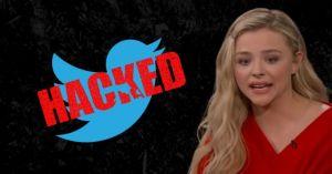 Actress Chloë Grace Moretz's Twitter account hacked in apparent sim swap