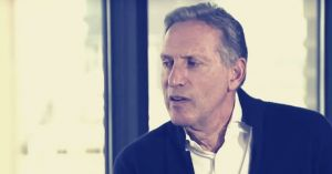 Howard Shultz thinks the vitriol of online voices contributed to ending 2020 Presidential campaign