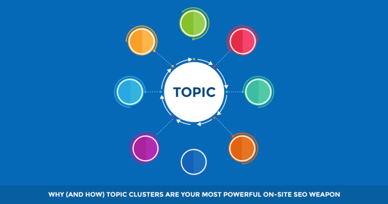 Why ( How) Topic Clusters Are Your Most Powerful SEO Weapon
