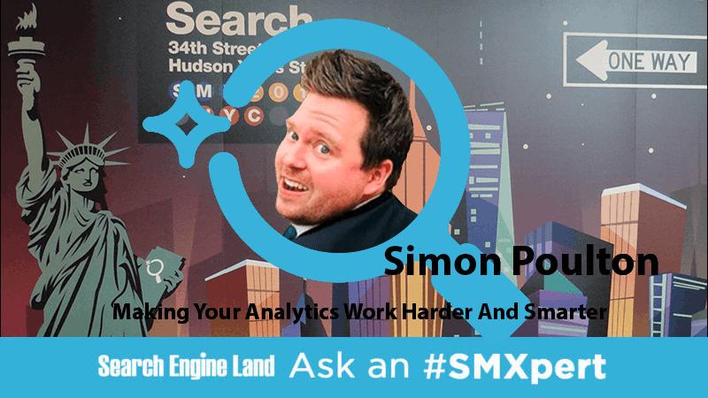 Simon Poulton SMXpert graphic