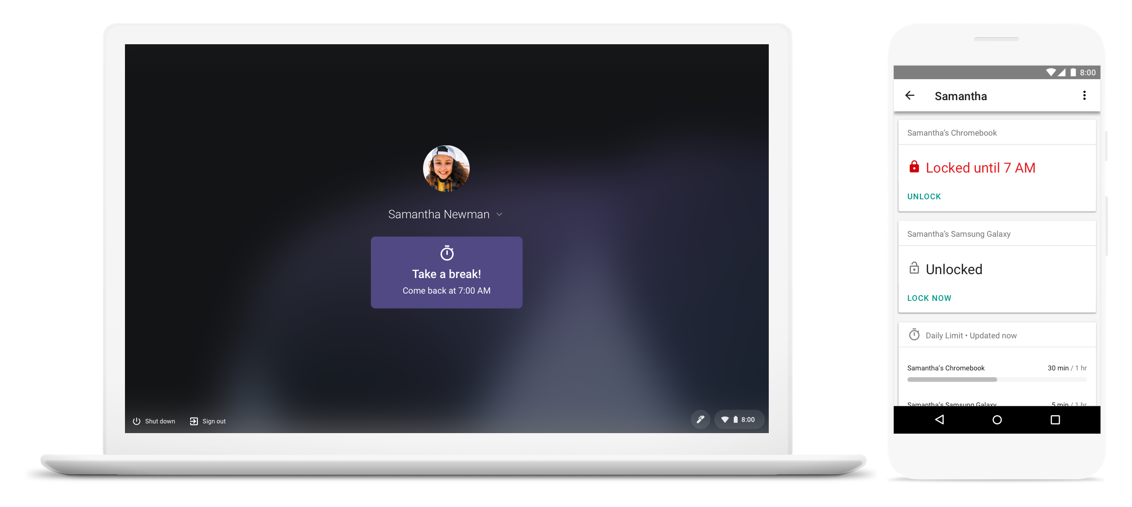 Google strengthens its Family Link controls on Chromebooks.